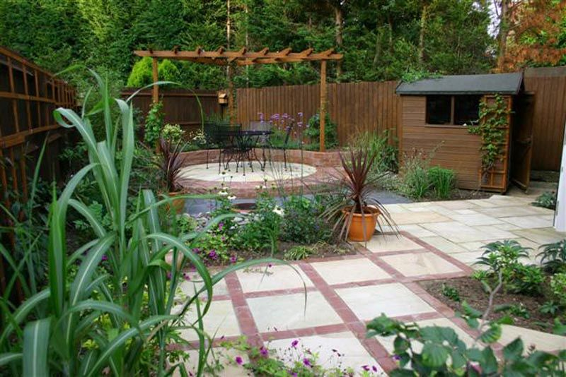 Gardening Design Ideas garden design ideas by designer green 1000 Images About Modest Backyard Ideas On Pinterest Small Backyards Small Gardens And Small Garden Design