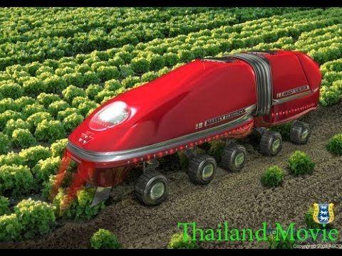 Impresionantes Maquinas Modernas Agricolas en el Mundo Tecnologia - uas modernas
