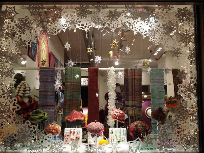 Photo Roundup: Festive Storefronts And Window Displays In ...