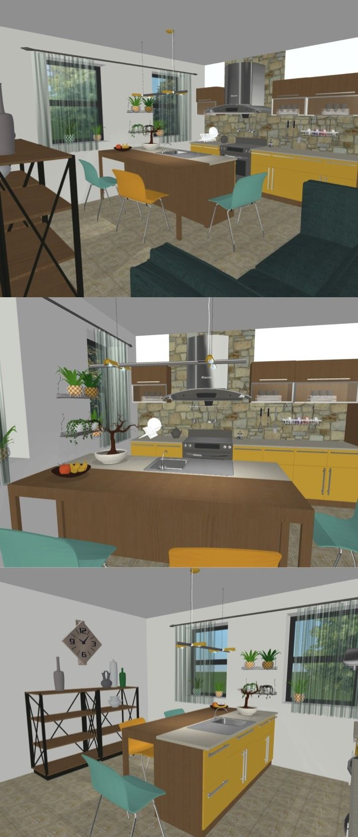 Look How Slick Can Your Kitchen Design Look With