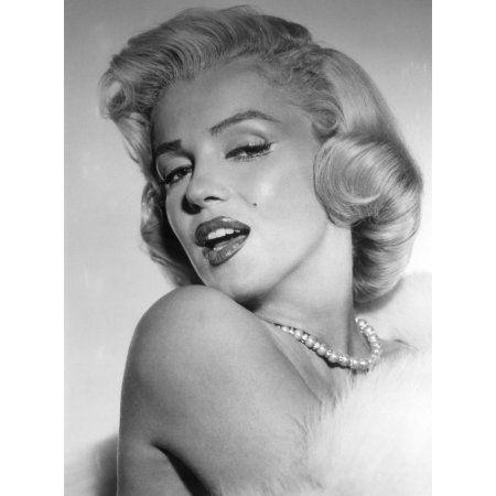 Marilyn Monroe Canvas Art -  (16 x 20) - Walmart.com