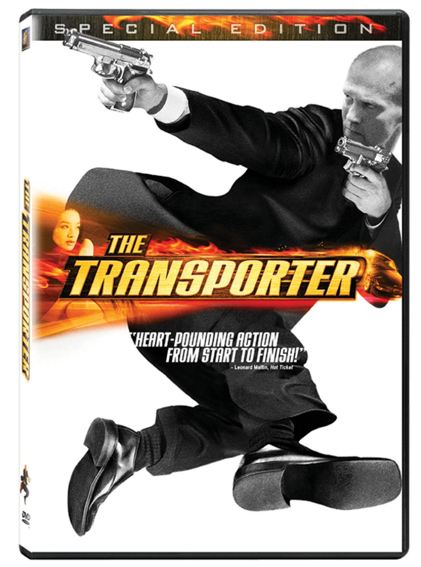 The Transporter | Book tv, Movies and tv shows, Tv show music