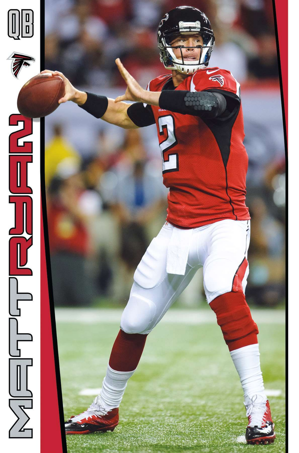 Nfl Atlanta Falcons Matt Ryan 14 Atlanta Falcons Matt Ryan Atlanta Falcons Football Atlanta Falcons