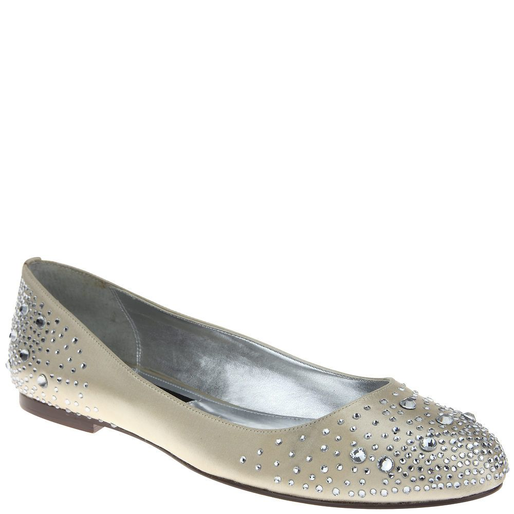 Womens Flats Nina Ivory Pepper