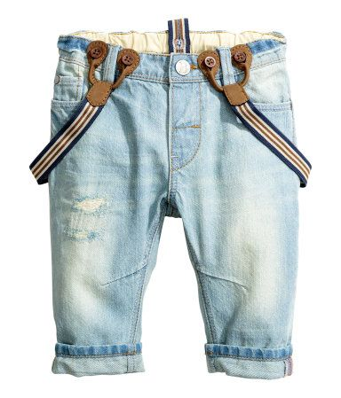 57059fc84c9c1 H M. Better yet jeans with suspenders already attached! Pair with this a  great textured cobalt blue sweater or henley or linen pinstripe dress shirt  and you ...