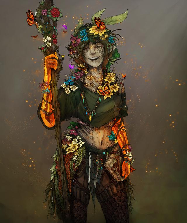 50++ Spores druid info
