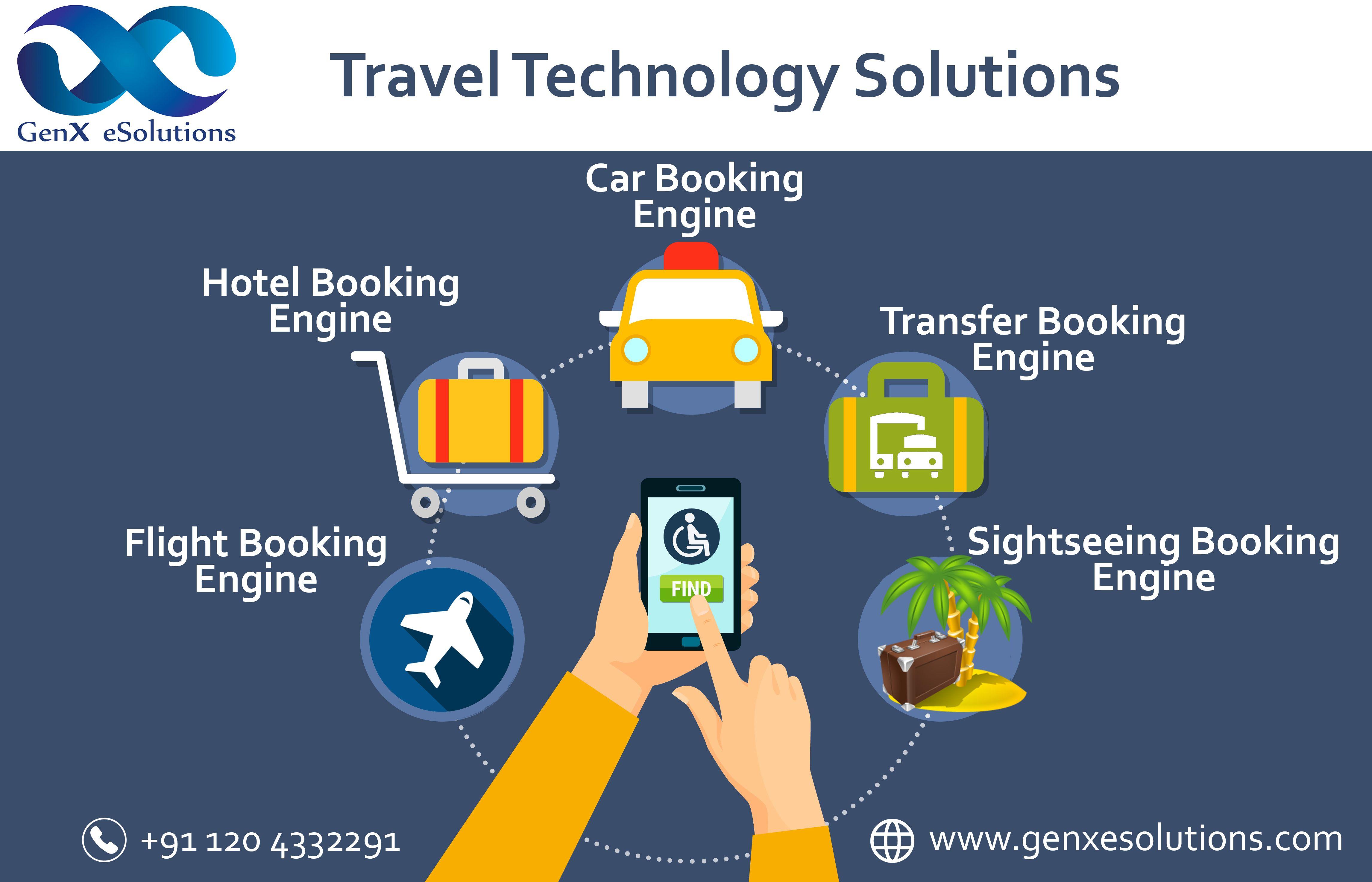 Travel Technology Company for OTA's, DMC's, Travel Agents