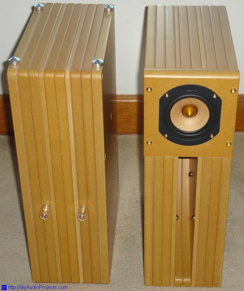 Tang Band D4-1 DIY Horn Speaker Kit  I LOVE all Tang band full