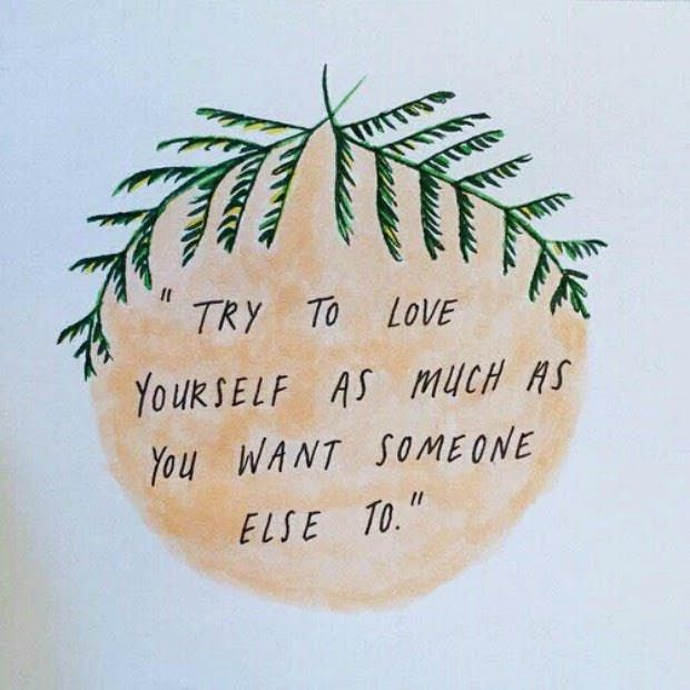 Fall Back In Love With Yourself With These 17 POWERFUL Quotes