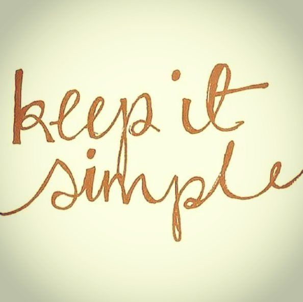 Life isn't complex if we keep it simple. #factsoflife #lifequotes #lifelessons #lessonslearned ...