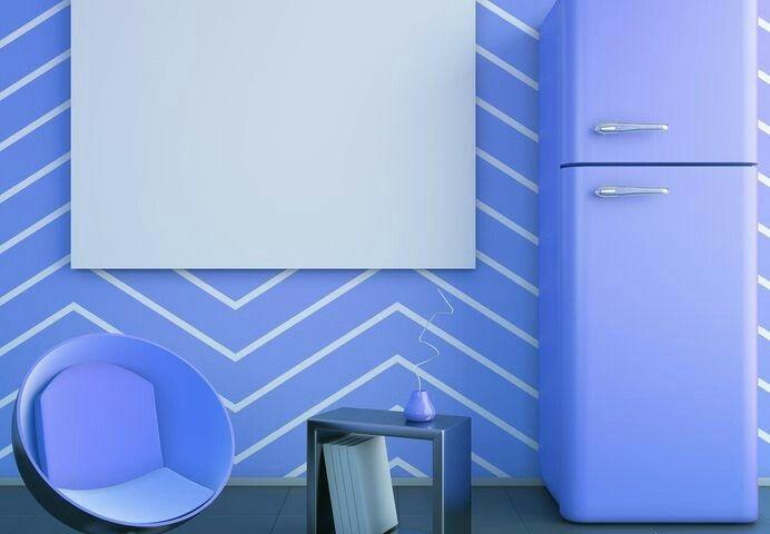 Kühlschrank mit Folie bekleben Haus Küche Pinterest