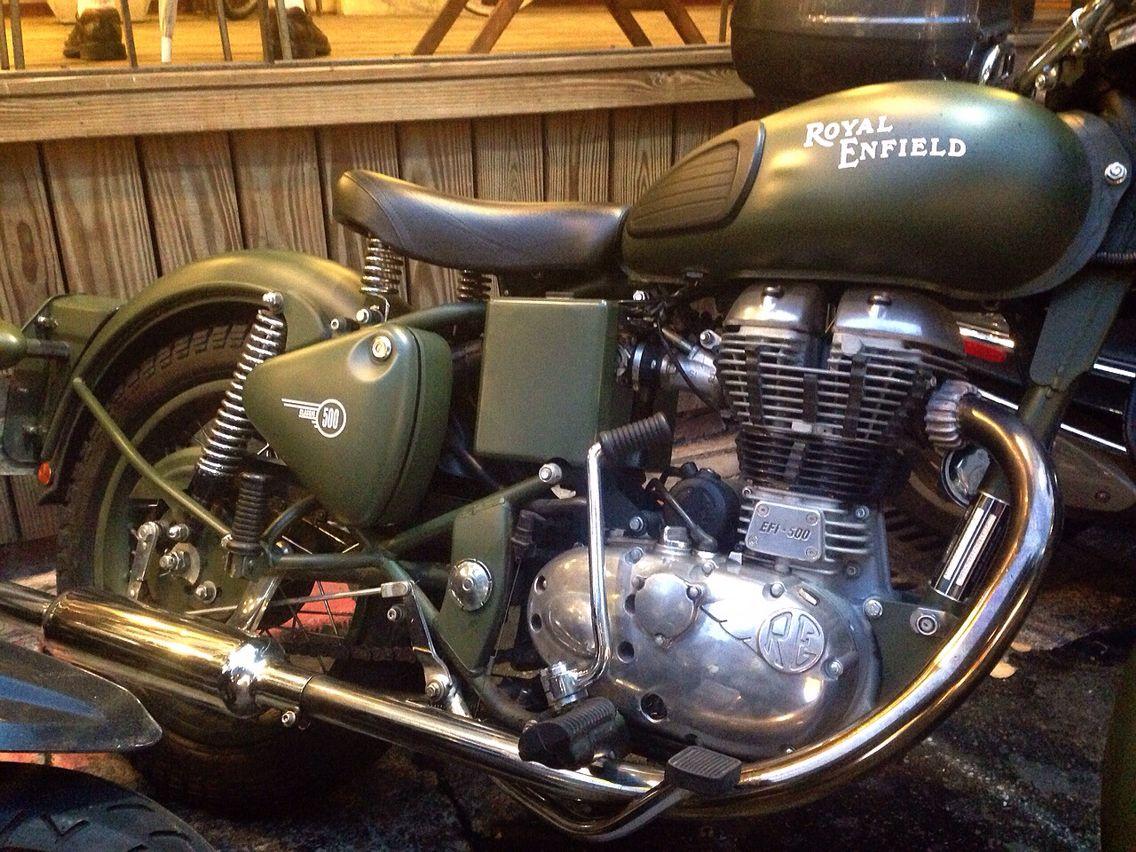 Classic 500 sw-or Motorrad Abdeckplane XL f/ür Royal Enfield Bullet