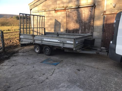 indespension  Trailer Twin Axle Mesh Ramp 12 X 7 Wide 3.5t 3500kg https://t.co/qQHKf9CKwz https://t.co/Ic8T0FHHui