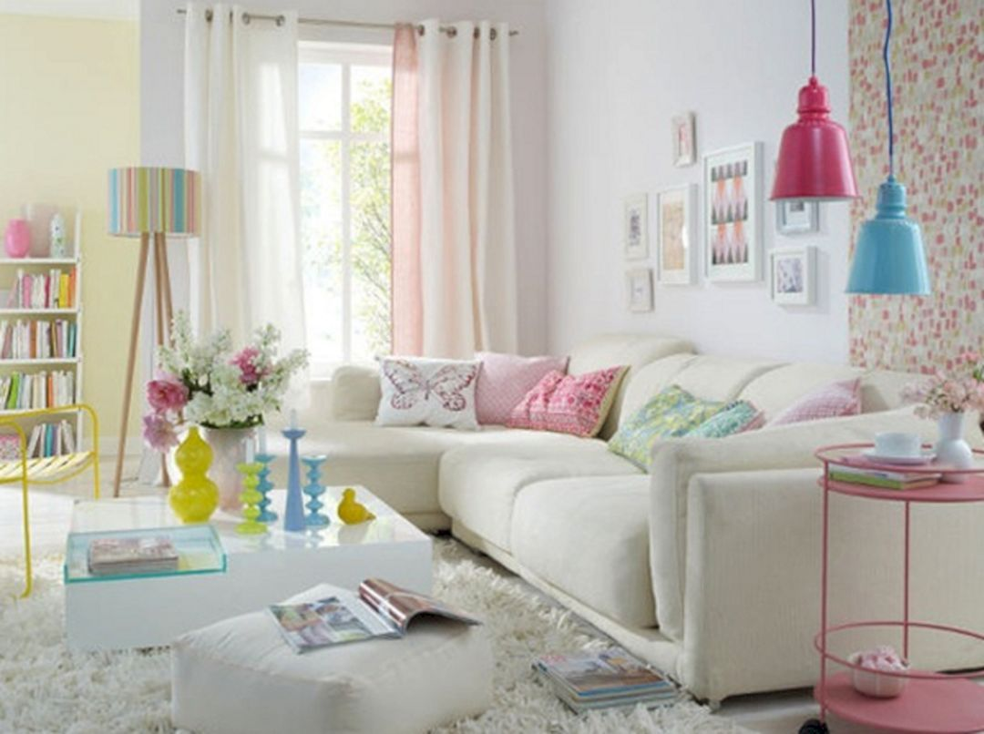 40+ Best Modern Decorating With Pastel Colors Ideas