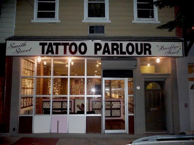 b36e30094 Smith Street Tattoo Parlour   tattoos   Street tattoo, Tattoo ...
