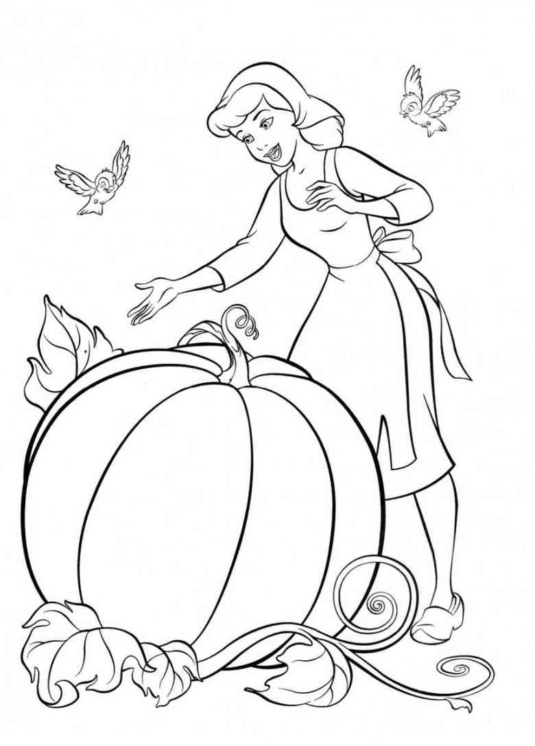 Tinkerbell Disney Ausmalbilder : Cinderella 30 Ausmalbilder Disney Cinderella Coloring Pages Disney