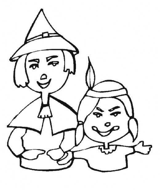 free thanksgiving coloring pages for kids in 2020  basteln