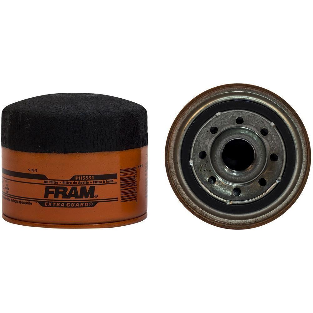 Fram Extra Guard Engine Oil Filter Ph3531 Oil Filter Filters Oils