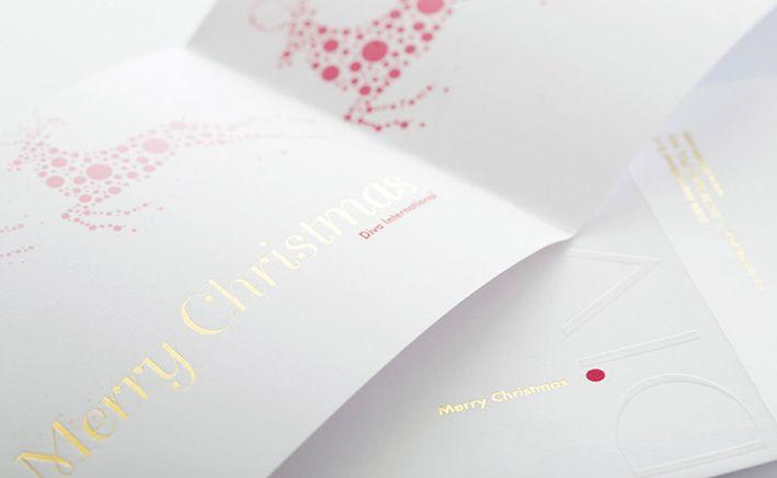 Diva International | Corporate Christmas Cards