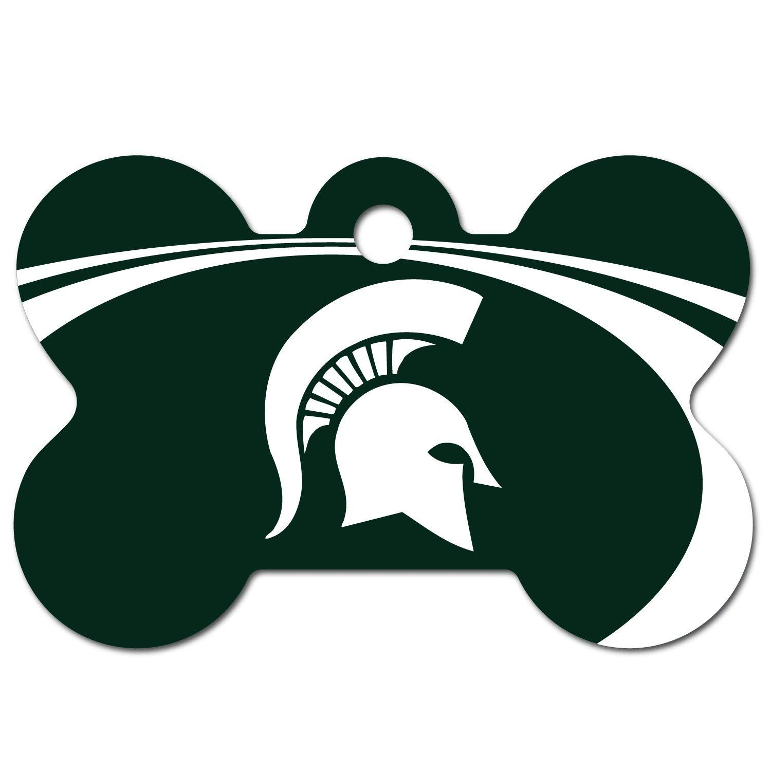 Personalized Laser Engraved 15 X 1 Inch Michigan State Spartans