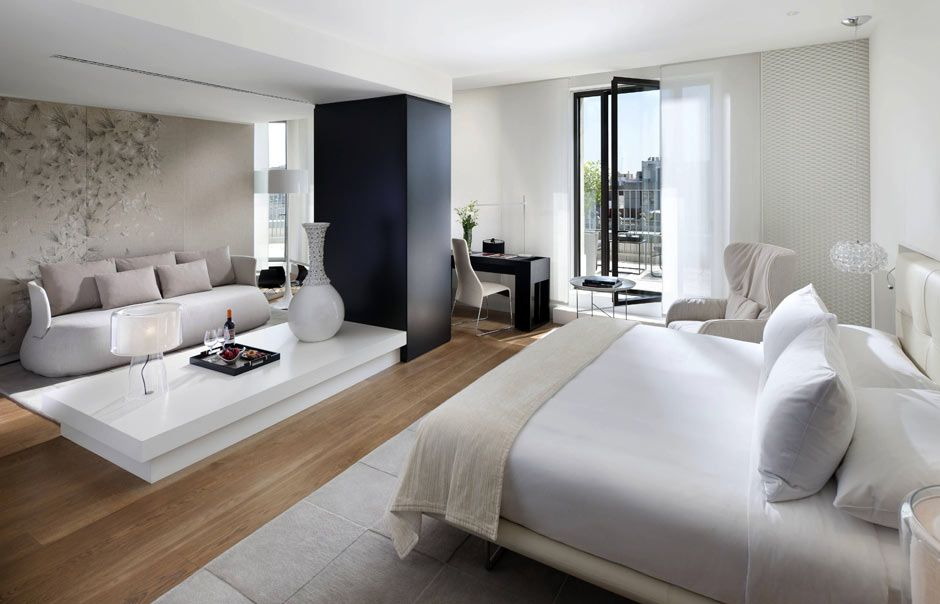 Suite 705 At Mandarin Oriental Barcelona By Patricia Urquiola