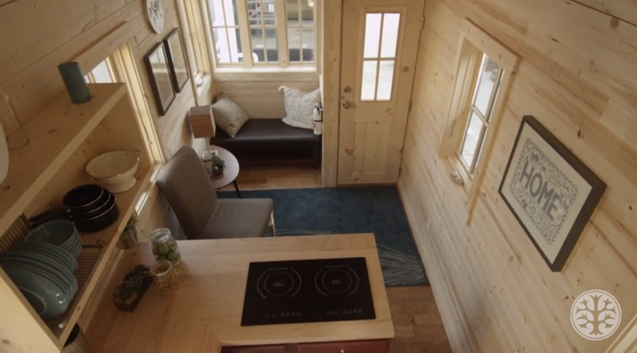 Tumbleweed cypress 24 interior tiny homes pinterest home interiors and doors - Tumbleweed tiny house interior ...