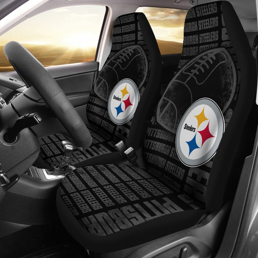 The Victory Pittsburgh Steelers Car Seat Covers Best Funny Store