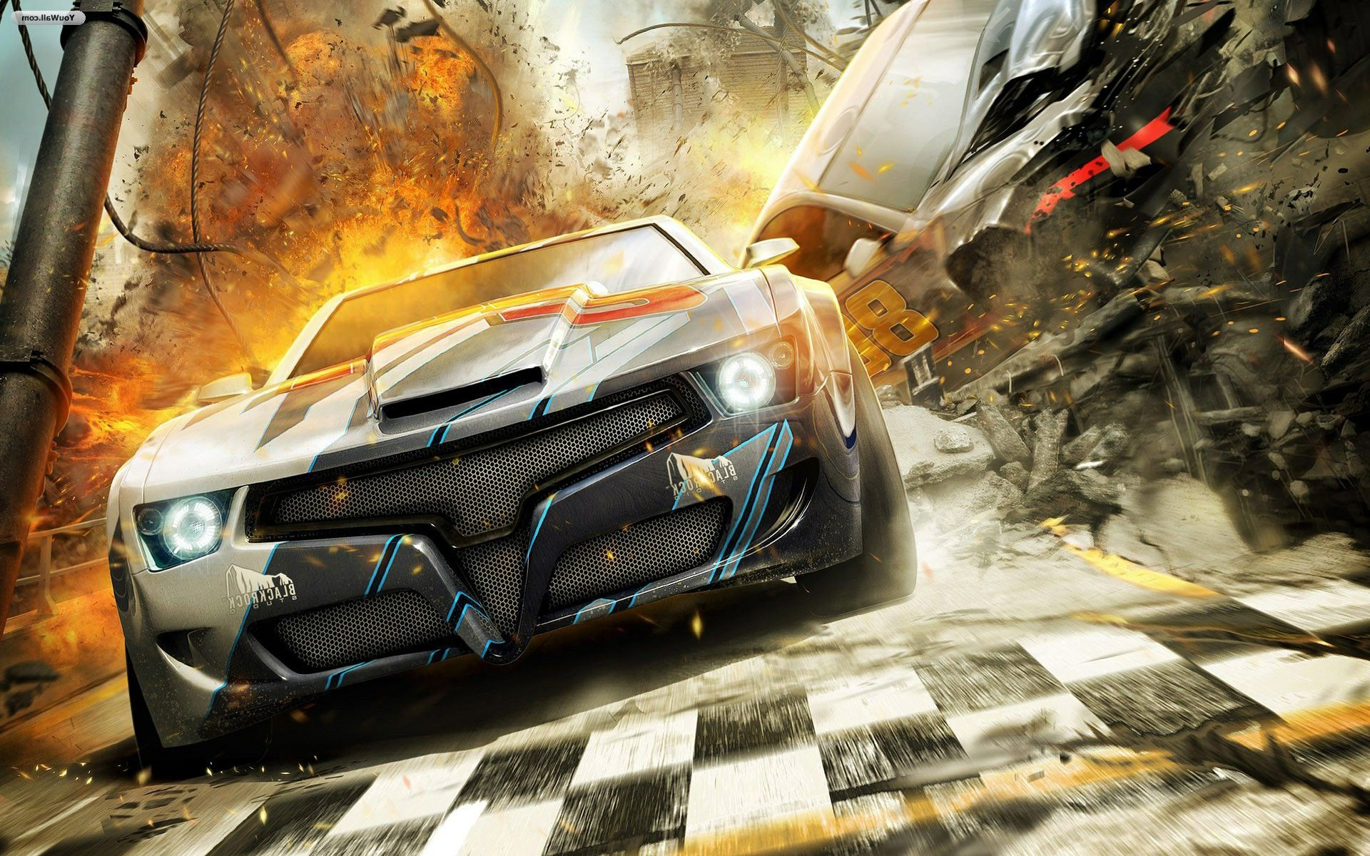 Free D Cars Wallpapers Hd Pc Download 1920 1080 3d Car Wallpapers