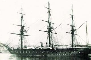 Fragata Almansa 1865