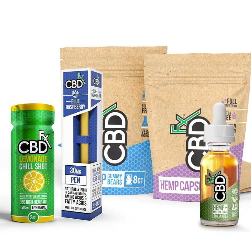 CBD EDIBLES and DRINKS