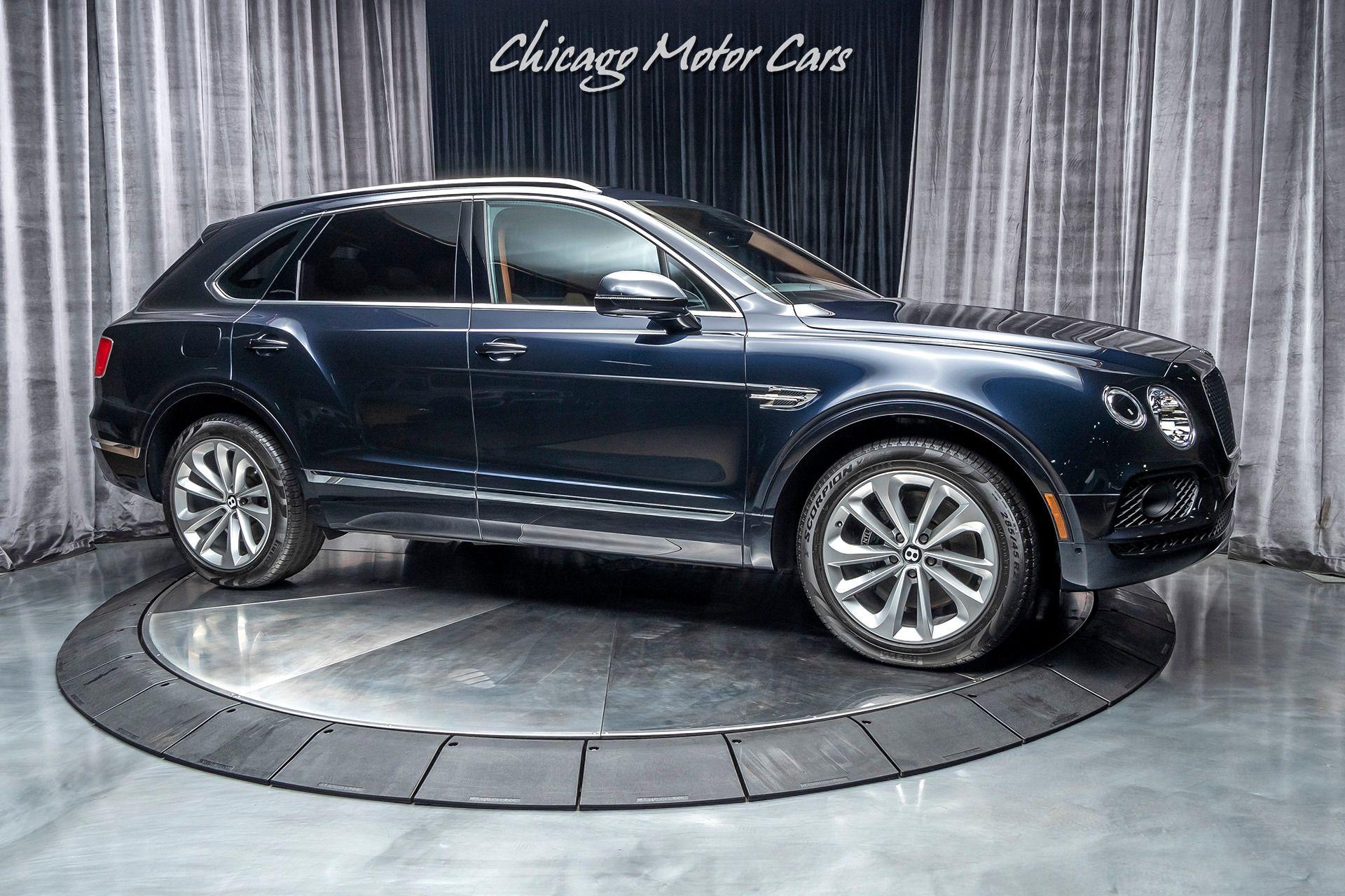 2019 Bentley Bentayga V8 Chicago Motor Cars United States For Sale On Luxurypulse Bentley Suv Bentley Luxury Suv
