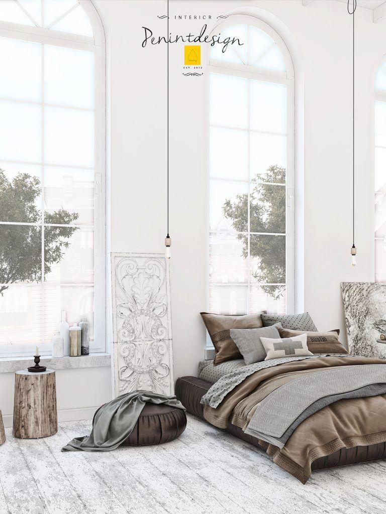 Skandinavische Schlafzimmer Ideen | Bedrooms, Interiors and House