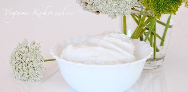 Photo of Veganer Schlagsahneersatz: Kokossahne – Apfel Kuchen