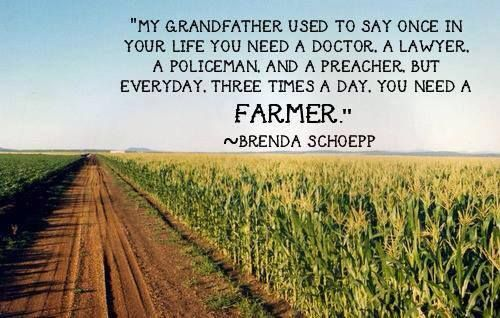 Farmers Remember Quotes Farmer Farm Quotes