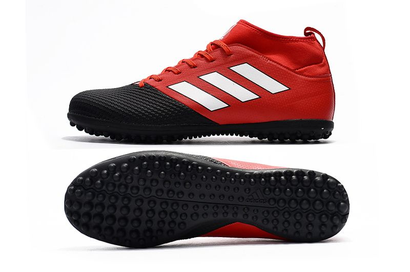 separation shoes 5c76e 95f13 adidas ace 17.3 primemesh indoor fire red white black