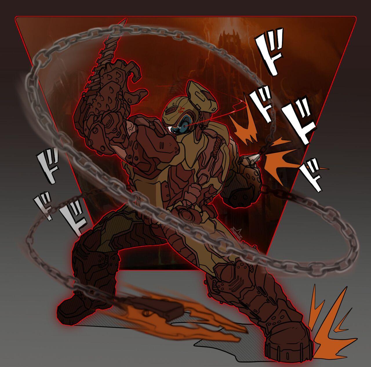 Slayers: A DOOM X Goblin Slayer Tale | doom | Doom game, Doom 2016