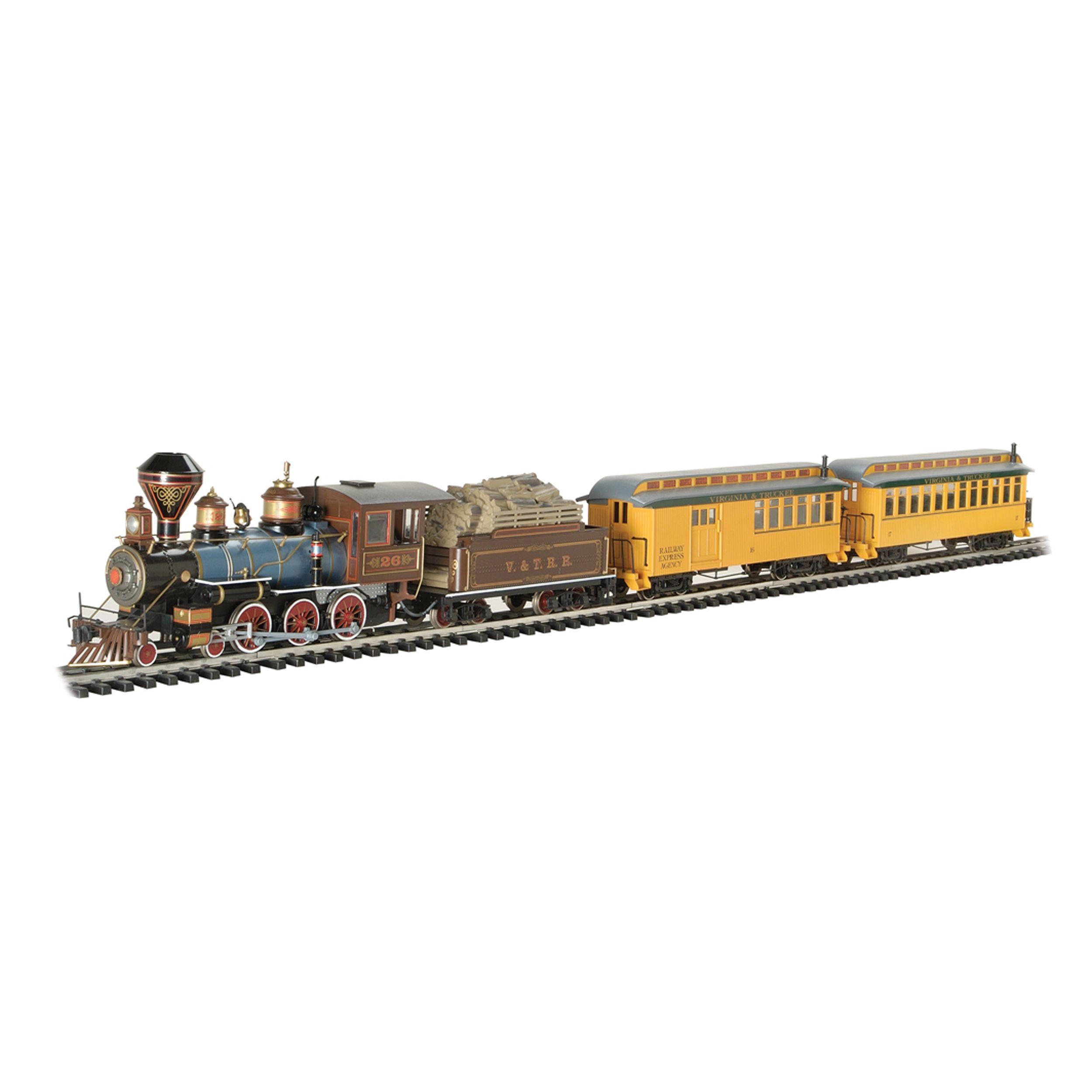 Bachmann Trains Silverado Virginia and Truckee Large G Scale Ready ...