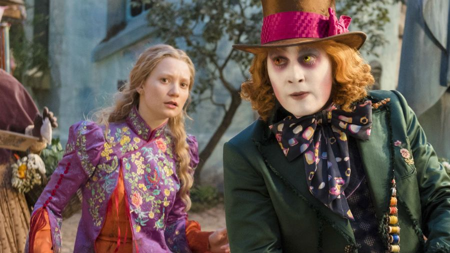 Alice Character Posters Will Take You Through The Looking Glass