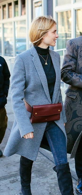 The Best Street Style from Fall 2015 New York Fashion Week - Vogue