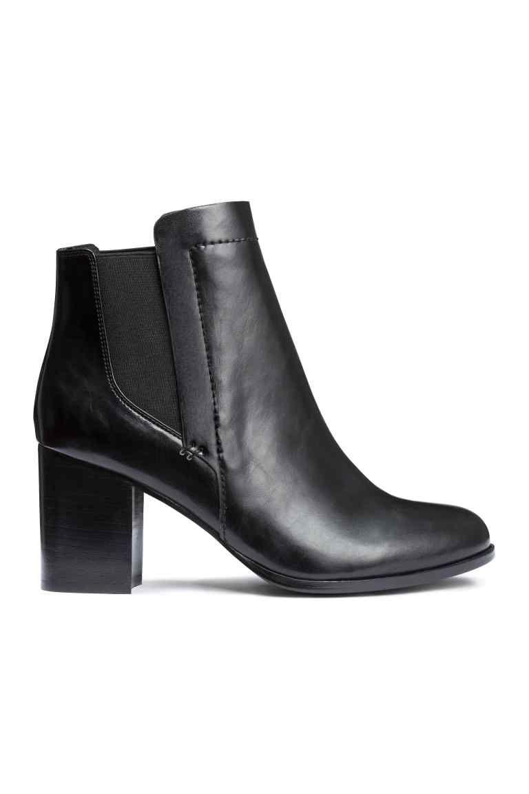Zapatos negros con elástico formales para mujer T1VXEEE
