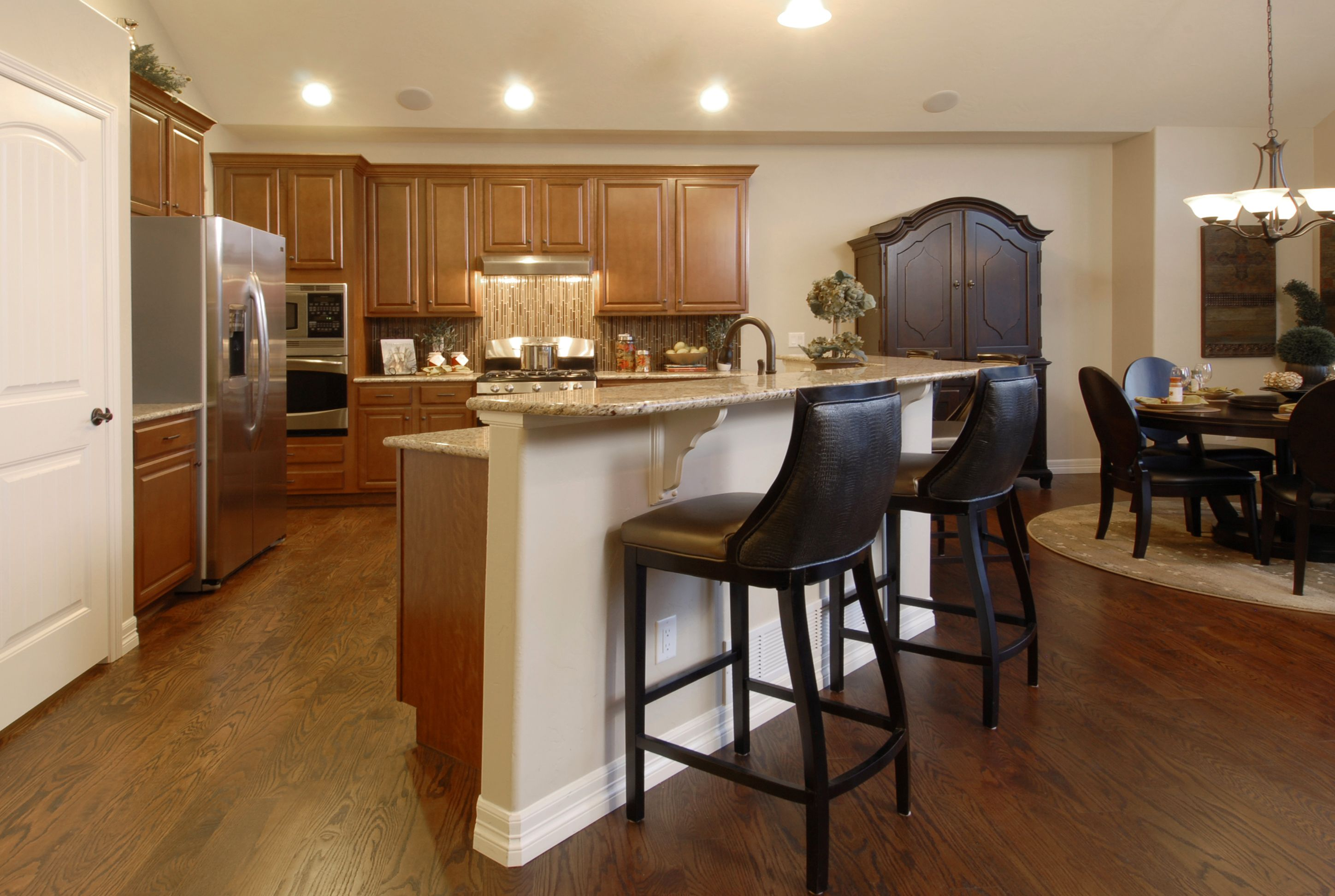 Kitchens of saint aubyn homes are perfect for gatherings