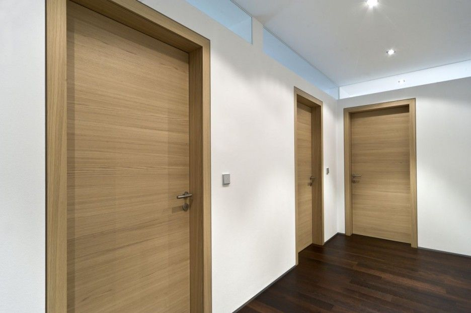 Great house giacomuzzi interior design in hallway decorated with wooden door and white wall color style for home inspiration modern touch  also rh pinterest