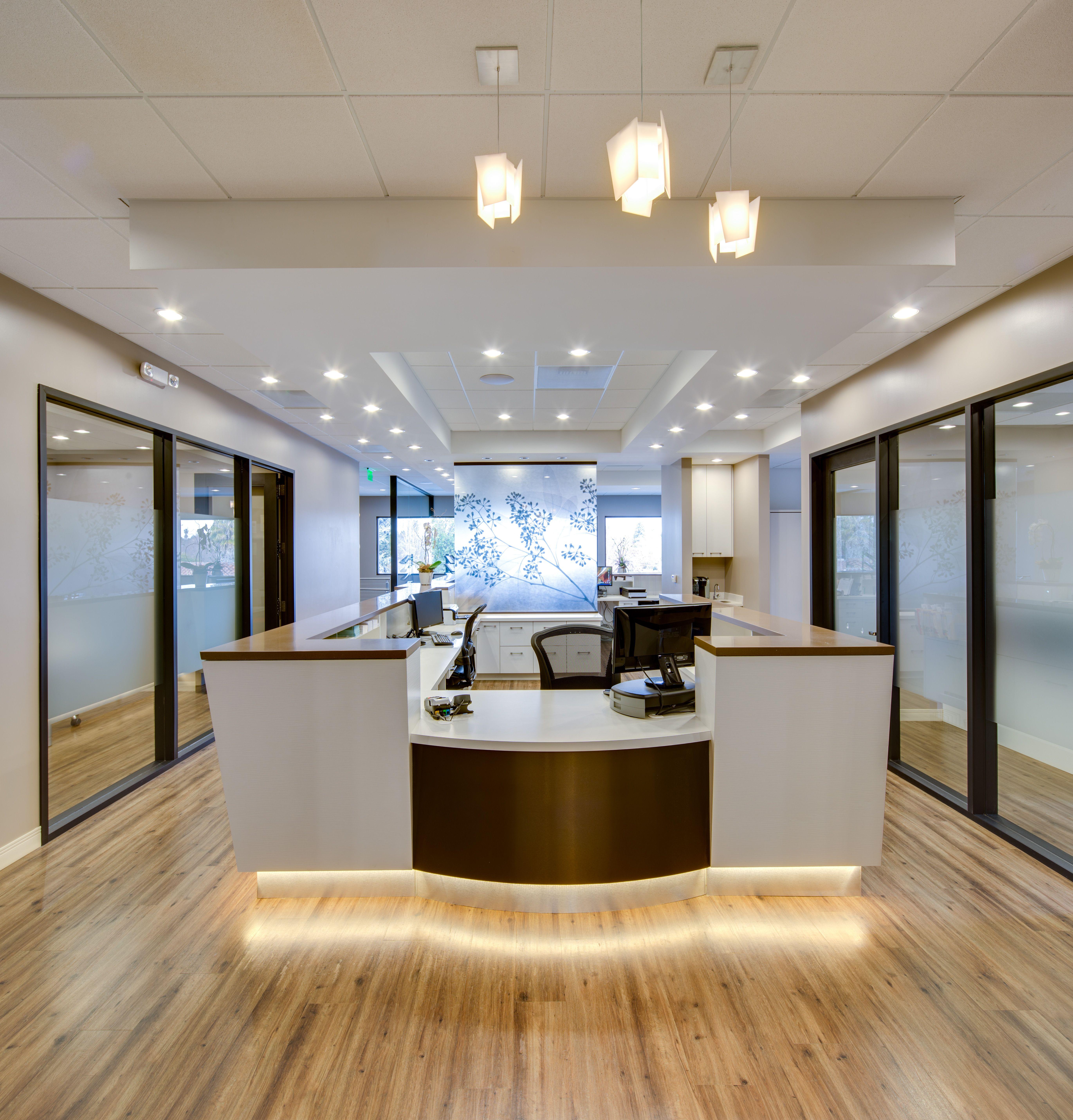 Pelton & Crane Office Design