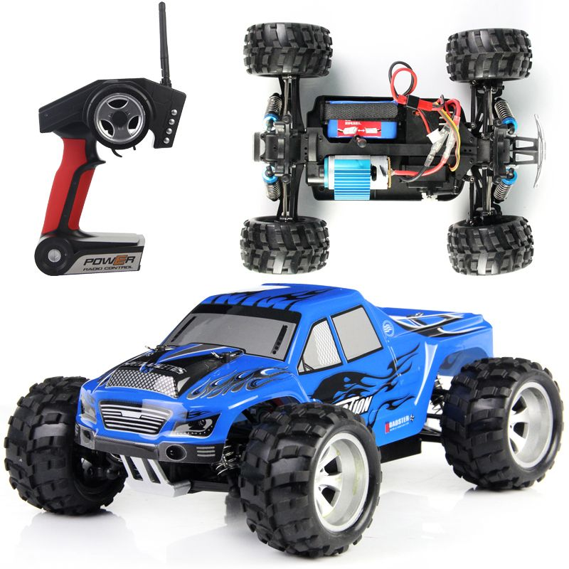Original Wltoys Rc Car Full Scale Remote Control Car Rc