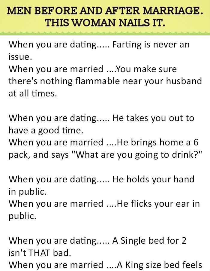 dating humor stories