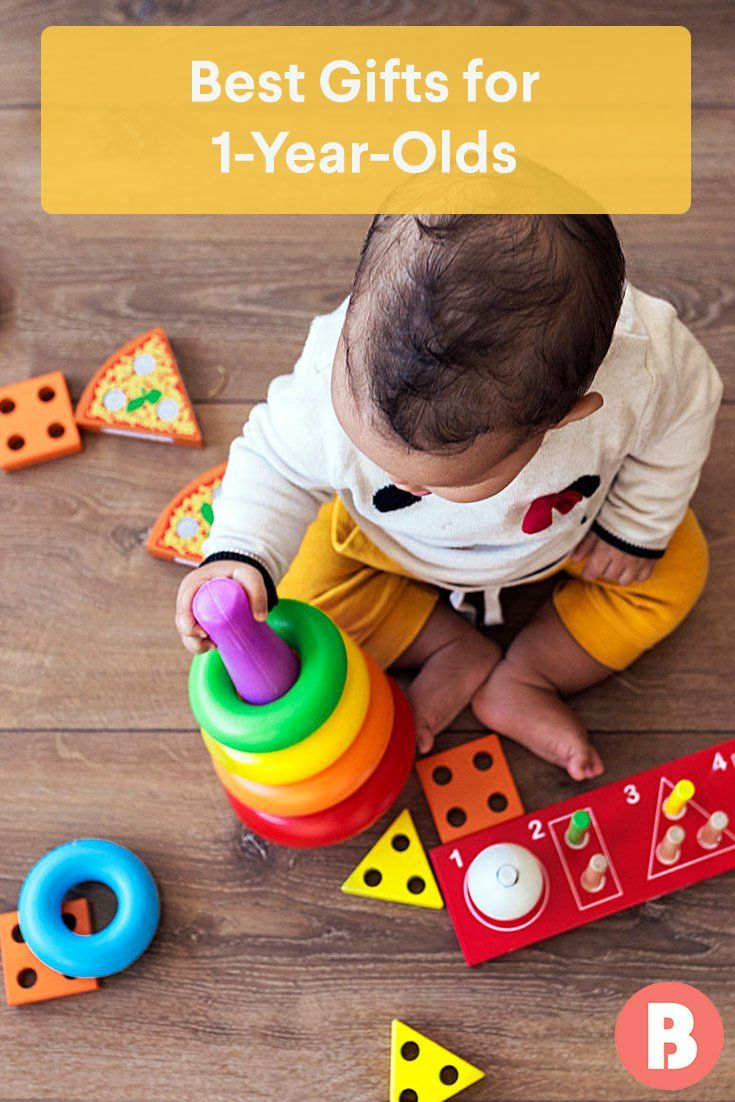 practical gifts for 1 year old baby boy