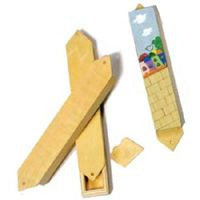 Mezuzah Israel Wood Craft Jewish Crafts Wood Crafts Crafts