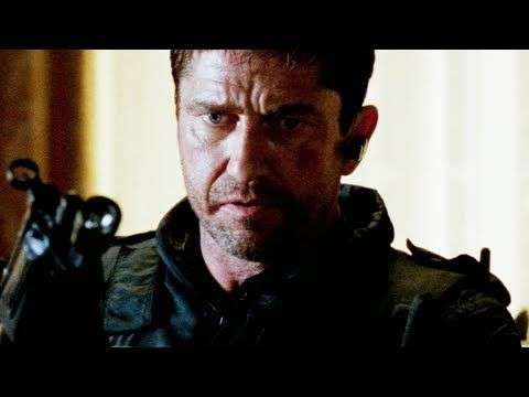 Olympus Has Fallen Trailer 2013 Gerard Butler Movie ...