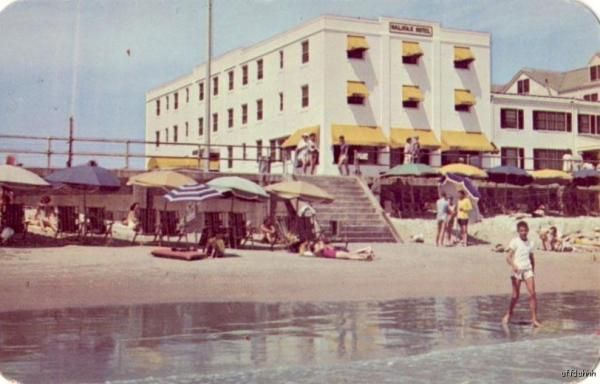 Halifax Hotel Virginia Beach Long Gone To Make Way For A