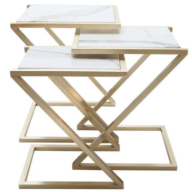 for sale on 1stdibs these three nesting tables come in a set at rh pinterest com